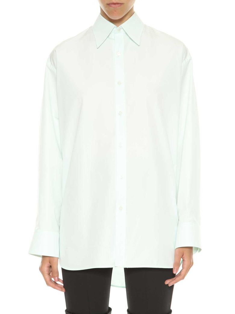 POPELINE OVERSIZED SHIRT