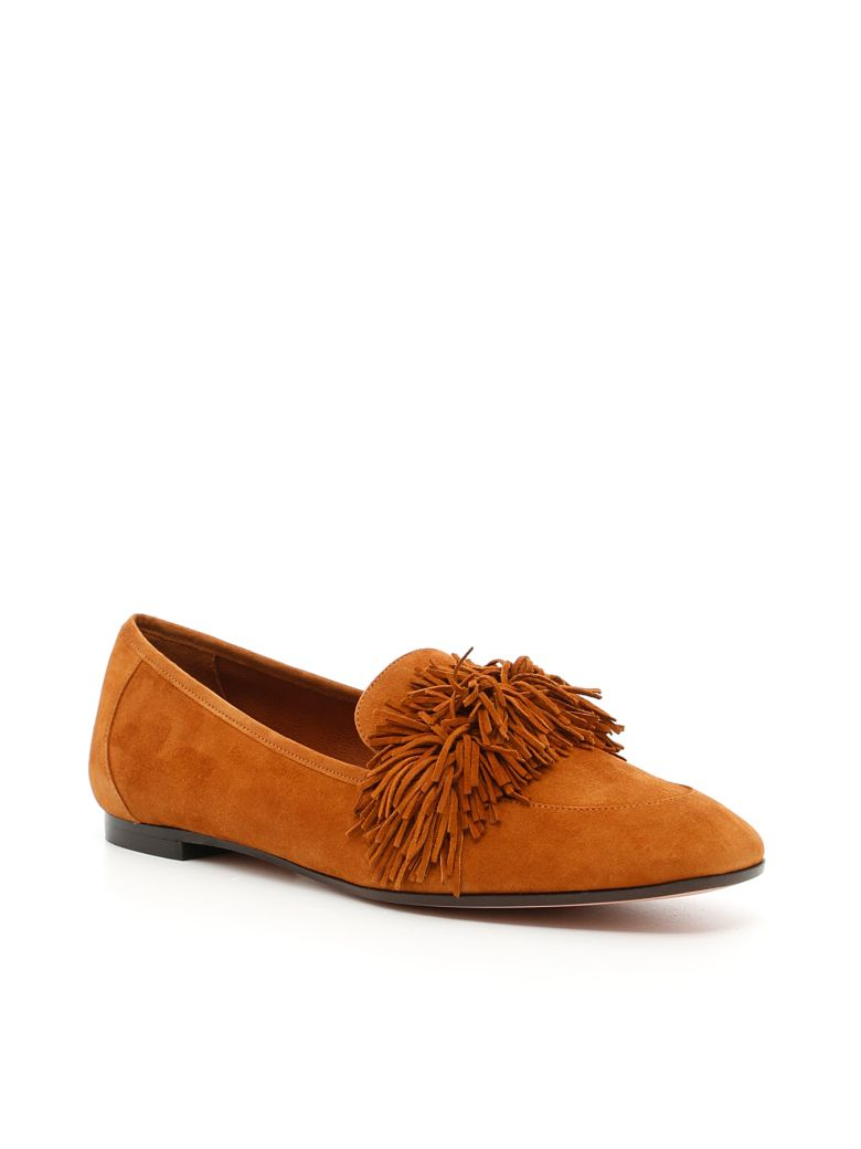 Aquazzura Suedes Wild Loafers