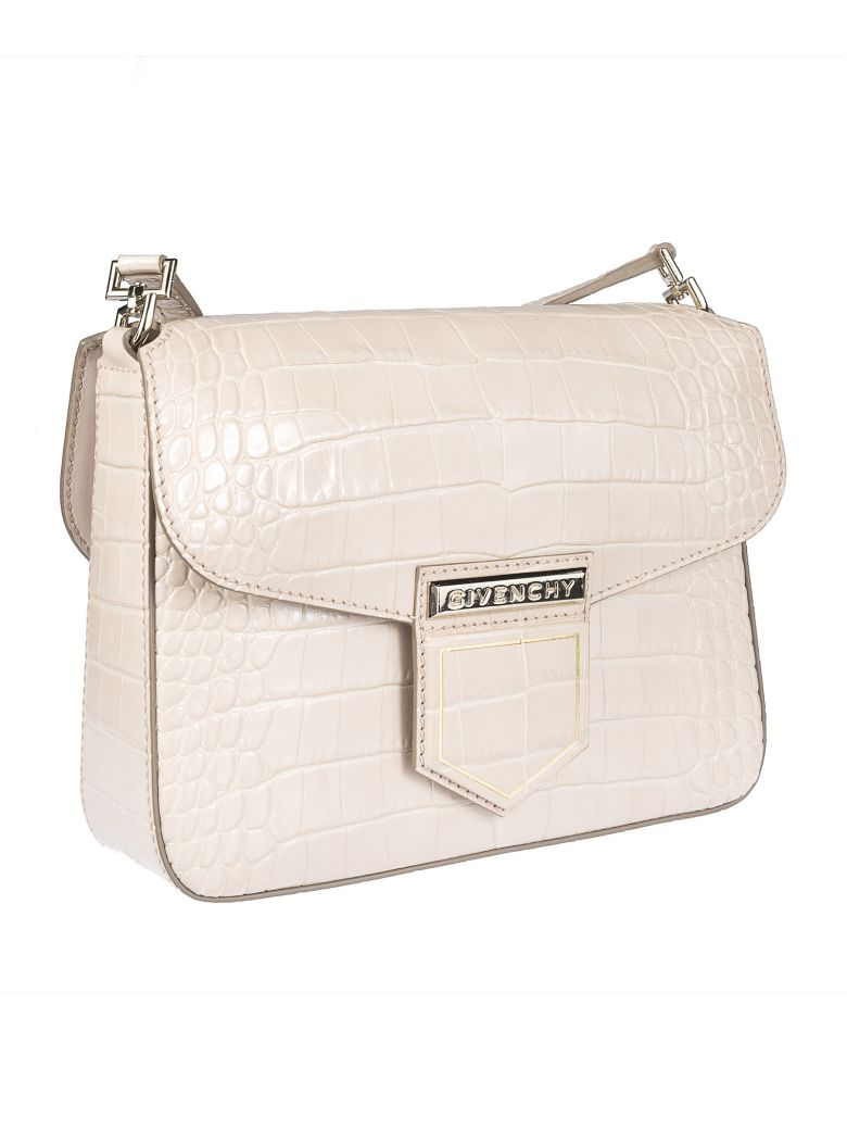 Givenchy Leathers Givenchy Small Nobile Shoulder Bag