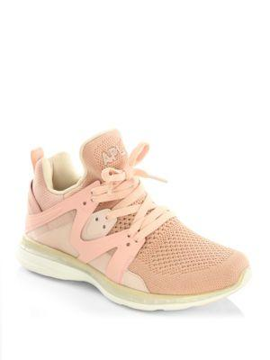 Ascend Techloom Mesh Sneakers - Blush Athletic Propulsion Labs Tw8mC1f