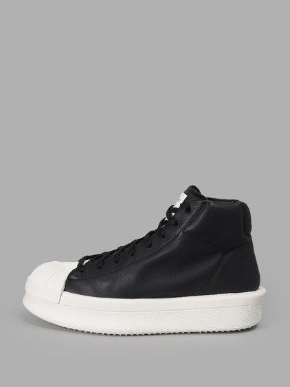Black adidas Originals Edition Mastodon Sneakers