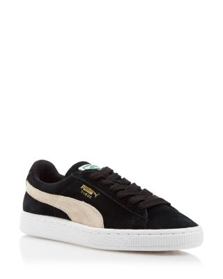WOMEN'S SUEDE CLASSIC CASUAL SNEAKERS FROM FINISH LINE