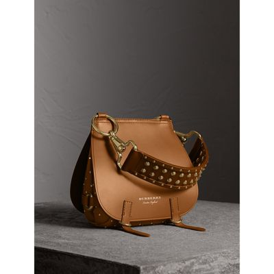 The Bridle Bag in Leather and Alligator