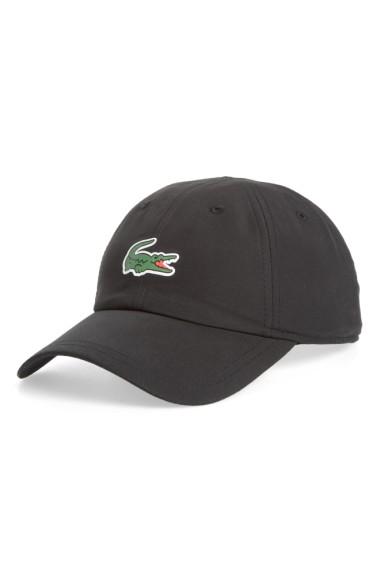 Lacoste SPORT CROC CAP - BLACK