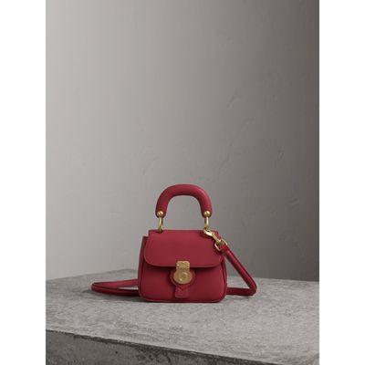 Burberry  The Mini DK88 Top Handle Bag