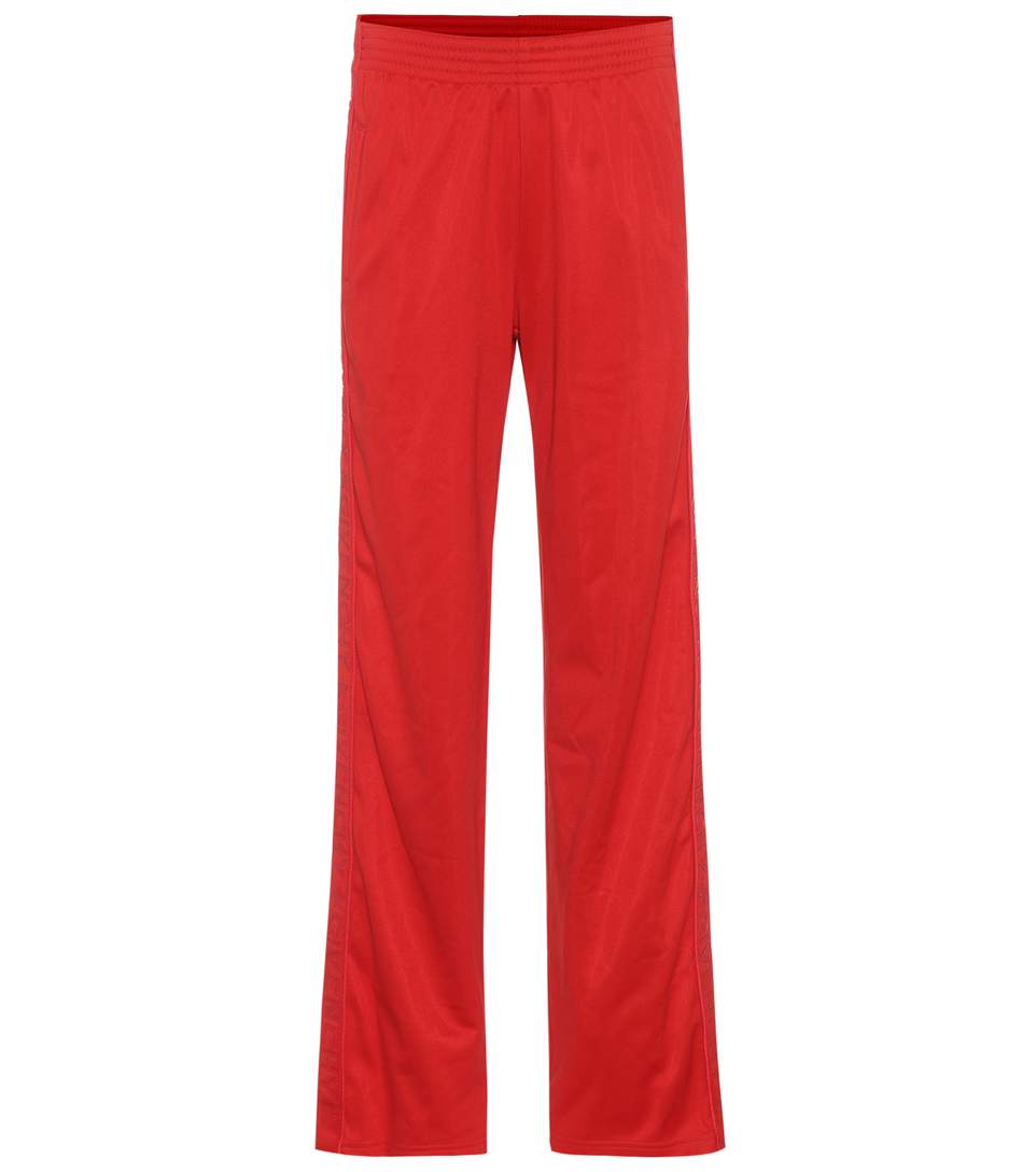 EMBELLISHED JERSEY TROUSERS