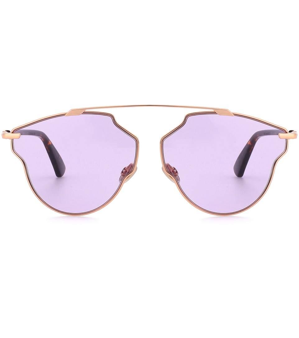 99d68dde6d3f DIOR So Real Pop Brow Bar Pantos Sunglasses