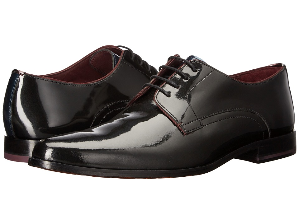 Ted Baker Leathers TED BAKER - AUNDRE (BLACK PATENT LEATHER) MEN'S SHOES