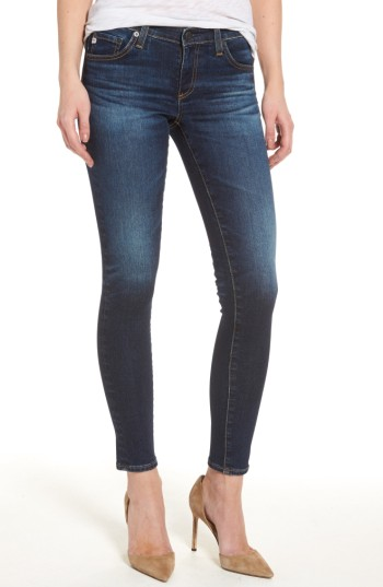 Ag  THE LEGGING ANKLE SUPER SKINNY JEANS