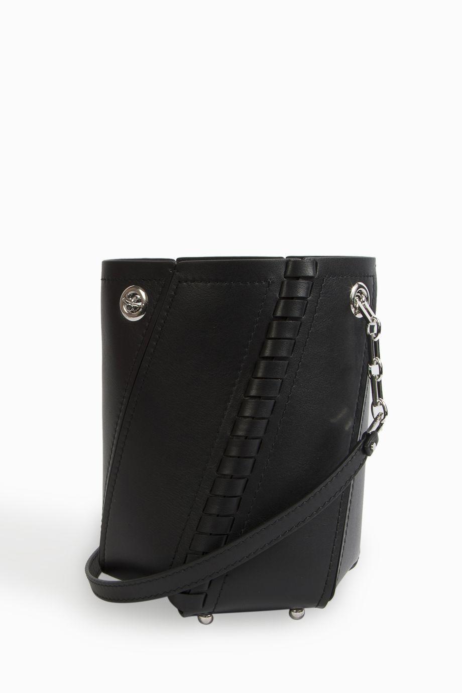 Proenza Schouler  Mini Hex Whip-Stitch Bag