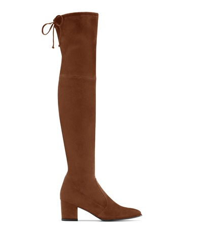 THE THIGHLAND BOOT