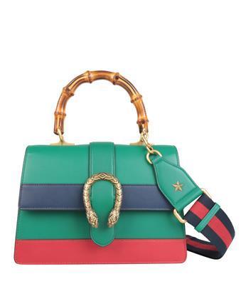 GUCCI Dionysus leather bag