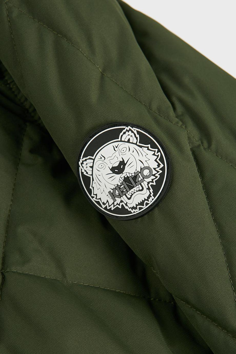 KENZO Reversible Quilted Jacket