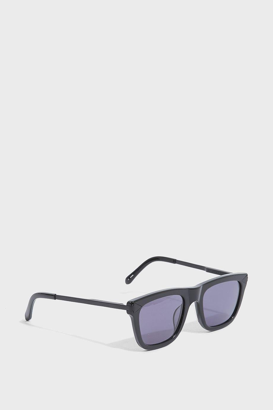 Karen Walker  Voltaire Square Frame Sunglasses