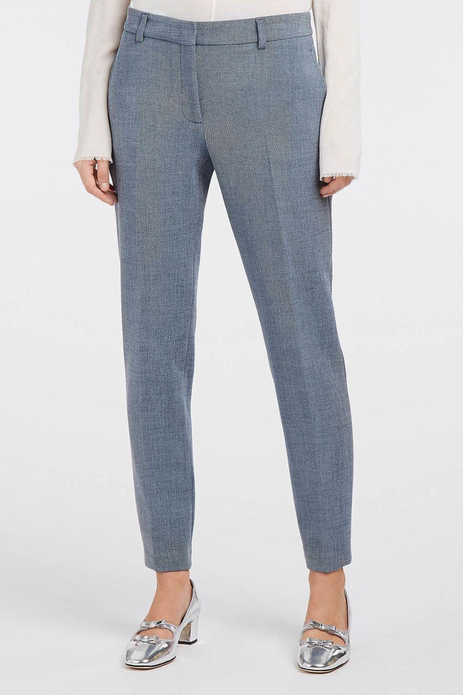 Paul & Joe Sister Volume Stretch-Twill Trousers