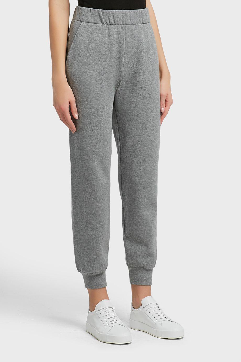 The Row  Linzia Cotton Jogging Trousers