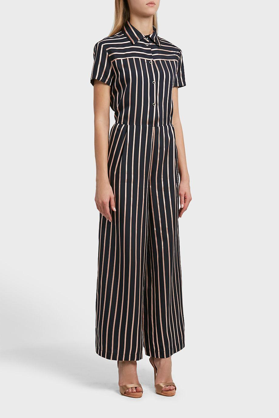 Paul & Joe Sister Eliott Striped Jumpsuit