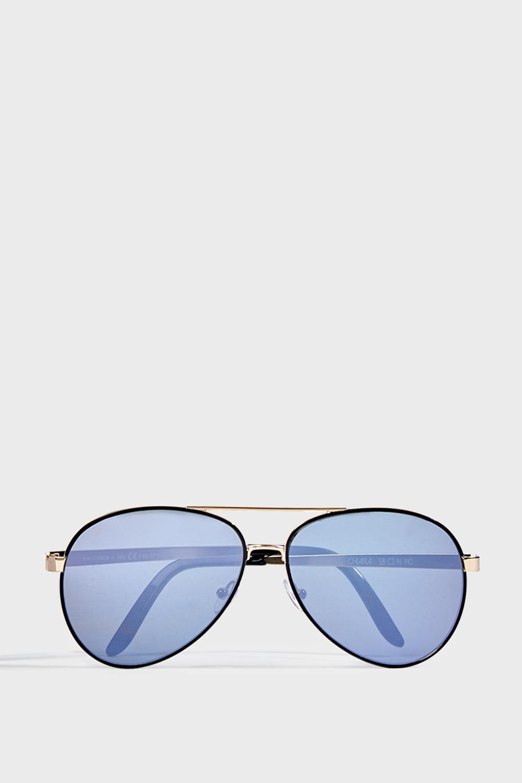 SPEKTRE SUNGLASSES Chiara Metal Aviator Sunglasses