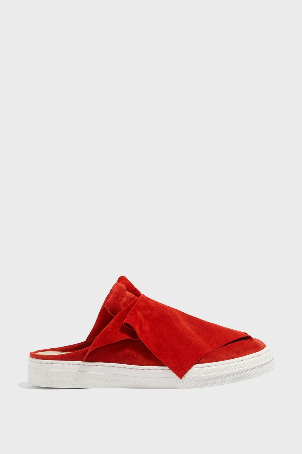 Ports 1961 TWO LAYER SUEDE MULE TRAINERS