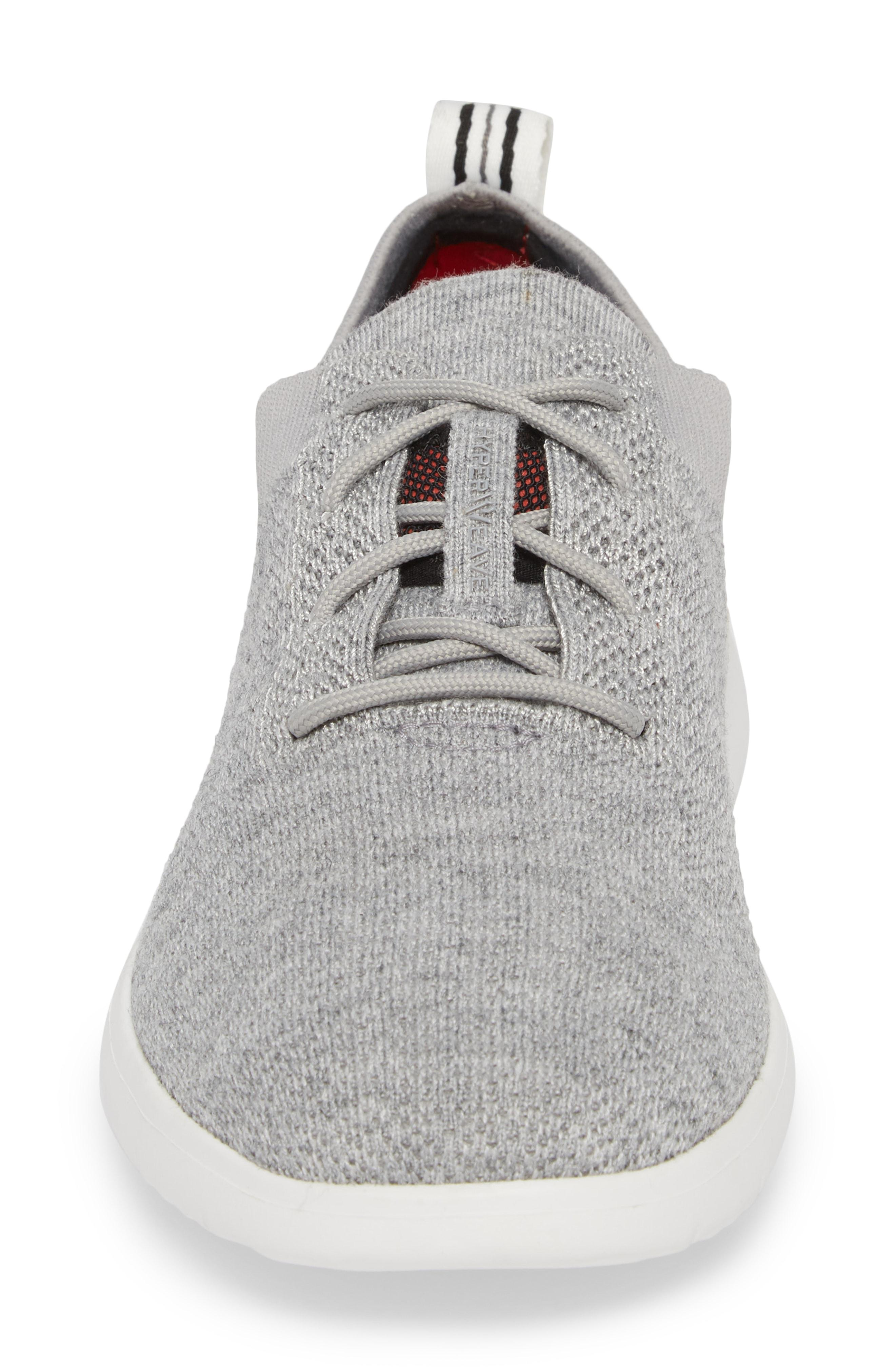 31228e5744a Men's Feli Hyperweave Knit Lace Up Sneakers in Seal Leather