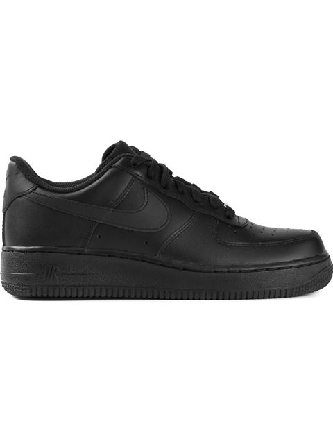 Air Force 1 Leather Trainers