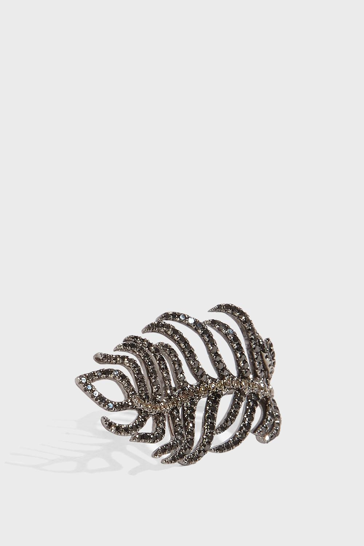 ROSA DE LA CRUZ Feather Ring