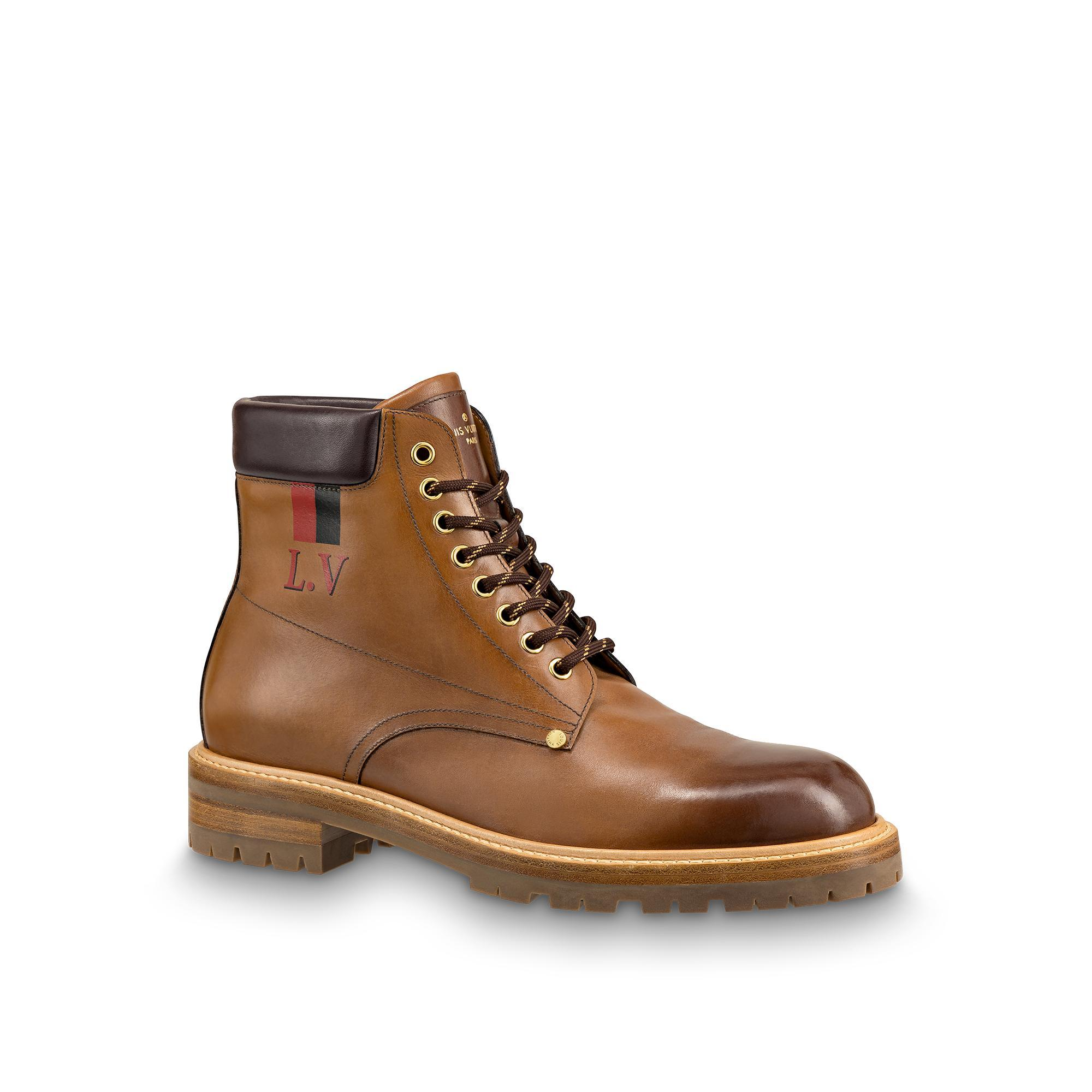 LOUIS VUITTON LV COUNTRY ANKLE BOOT