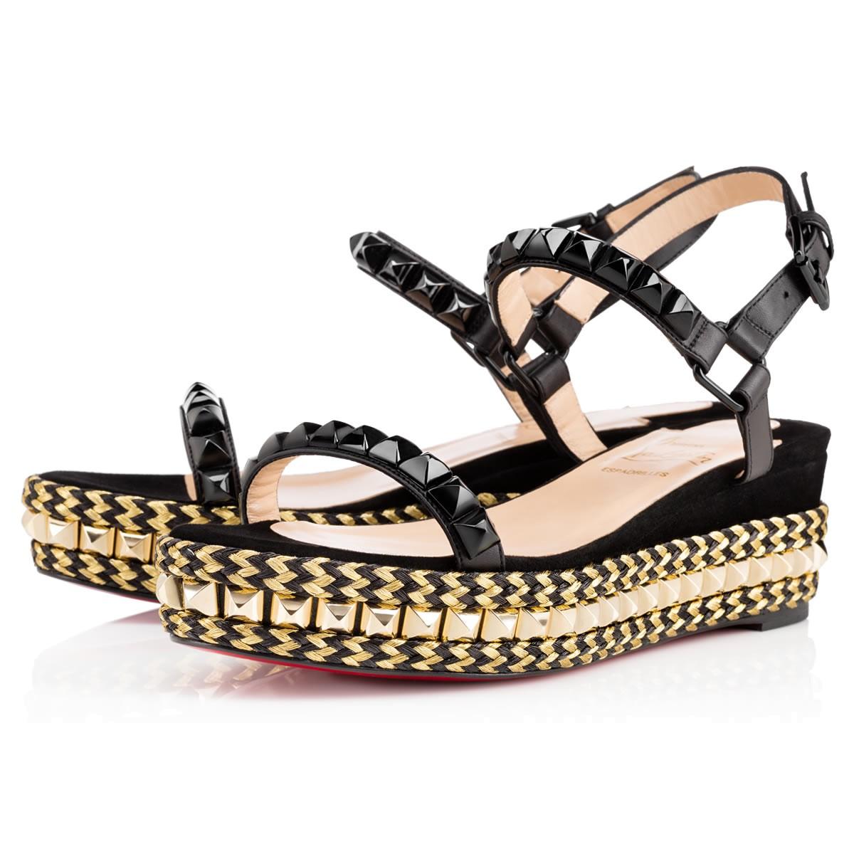separation shoes 15671 da57d Artesur » christian louboutin cataclou Black Suede