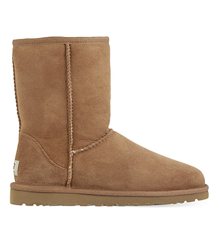 Classic ll Short sheepskin boots