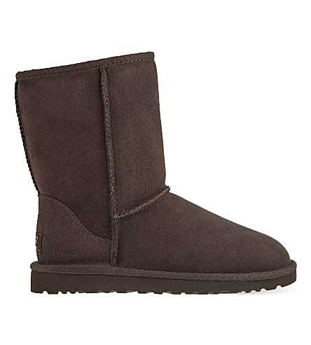Classic ii Short sheepskin boots
