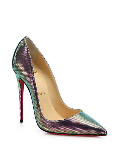 Cheap Collections Christian Louboutin So Kate Iridescent Pumps Wide Range Of Cheap Online Buy Cheap Exclusive Buy Cheap Nicekicks mXpX3CmUAD