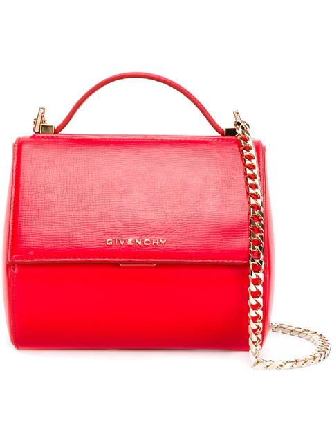 Pandora Box Chain Mini Shoulder Bag