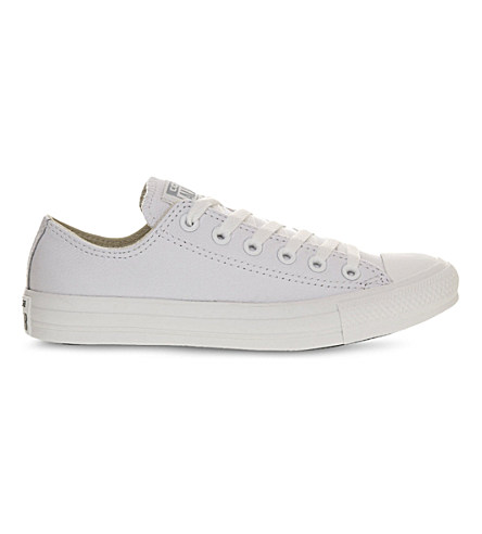 All Star low-top leather sneakers