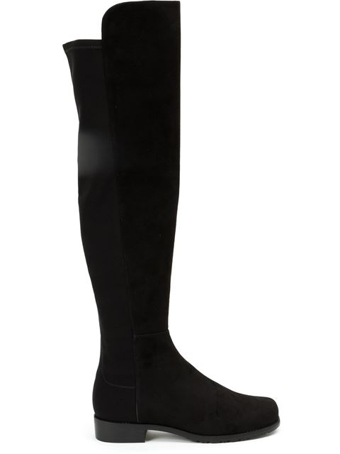 WOMEN'S RESERVE SUEDE OVER-THE-KNEE BOOTS