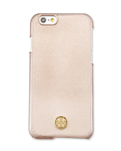 iphone case rose gold burch robinson logo iphone 6 gold 7697