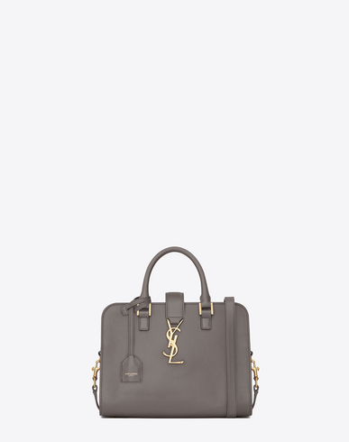 CABAS YSL BABY IN SMOOTH LEATHER