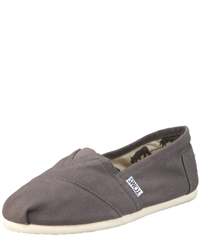 'Classic' Canvas Slip-On (Women)