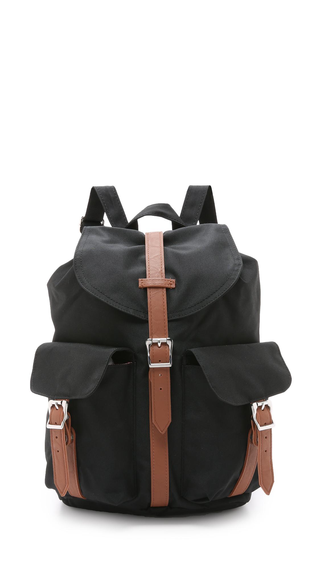 X-SMALL DAWSON BACKPACK - BLACK