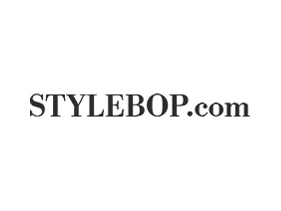 STYLEBOP.com Coupon: 25% off all non-reduced styles at STYLEBOP.com.