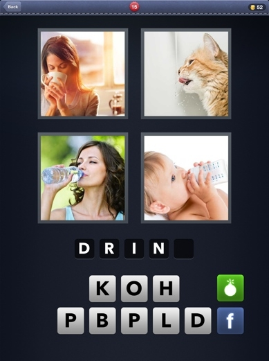 4 pics 1 word cheats: 5 letter words part 1 | modojo