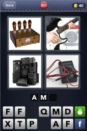 4 pics 1 word cheats three letter words modojo iphone ipad android expocarfo Images