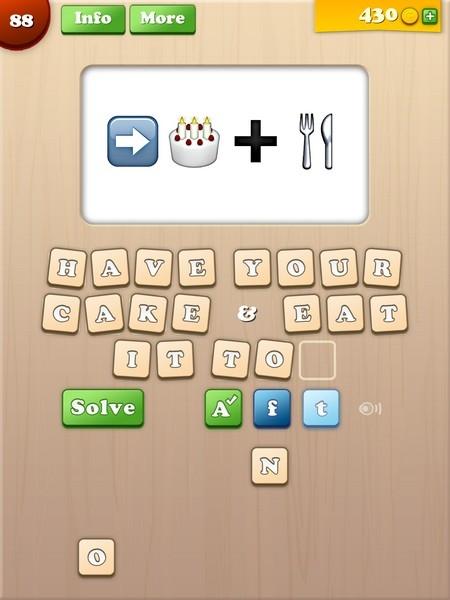 Emoji Words Cheats And Answers: Level 81-90 | Modojo