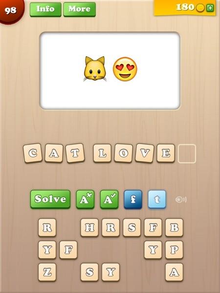 Emoji Words Cheats Answers Solutions Level 91 100 Modojo