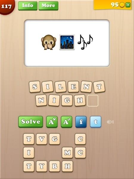 Emoji Words Cheats Answers Solutions Level 111 120 Modojo