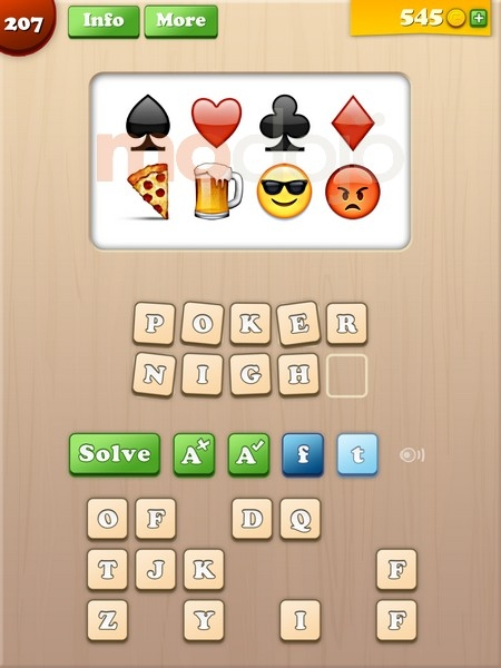 Poker night emoji xpress james bond suite casino royale final scene