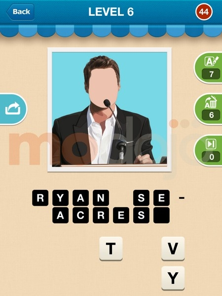Star Quiz - Guess the Celebrity! Answers Level 1-60 ...