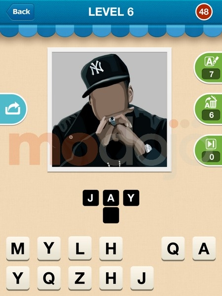 Star Quiz Guess the Celebrity Mangoo Games level 41 – 60 ...