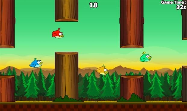 clumsybird