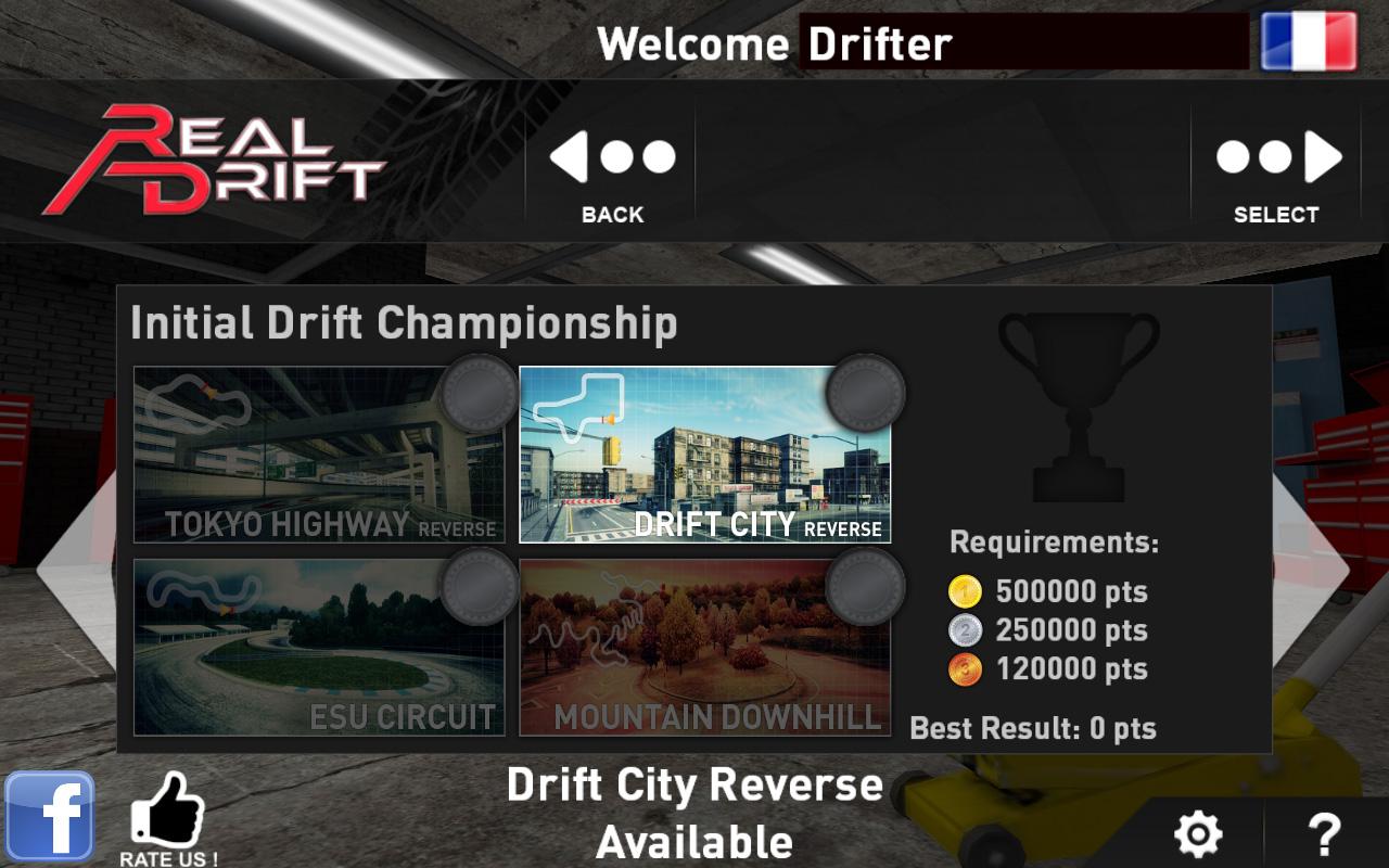 Realdrift_Career