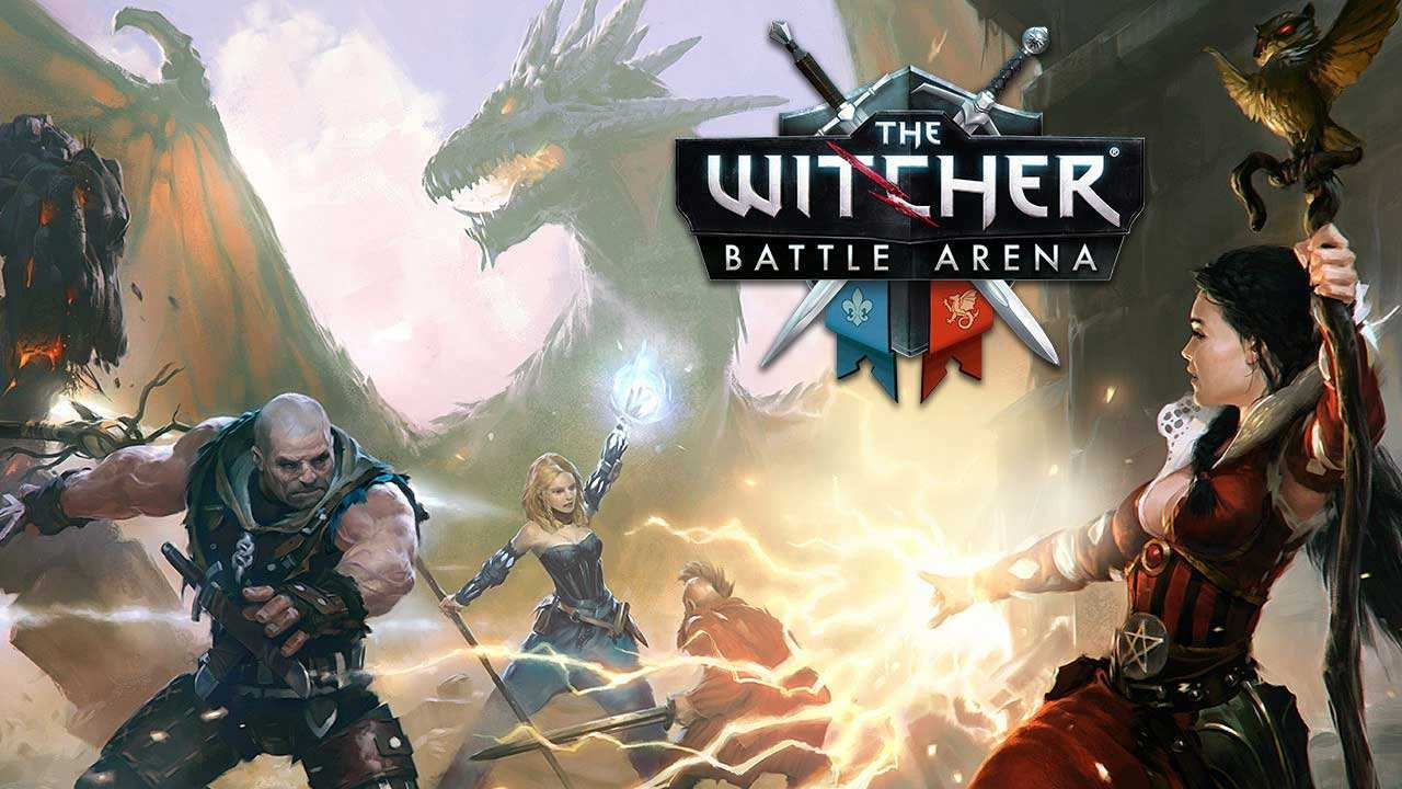The_Witcher_Battle_Arena_1